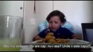 Ce spune un copil despre animalele care sunt ucise pentru mâncare