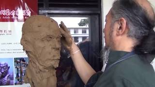 Sculpture Demonstration