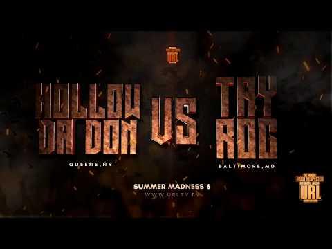 HOLLOW DA DON VS TAY ROC RELEASE TRAILER