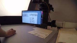Digitising Parliament's Archives: Video 1