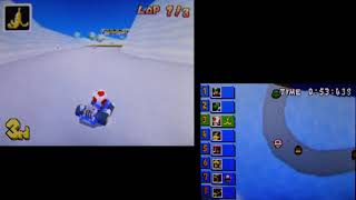 Nintendo DS - Mario Kart DS - Sample Footage from new Recording setup