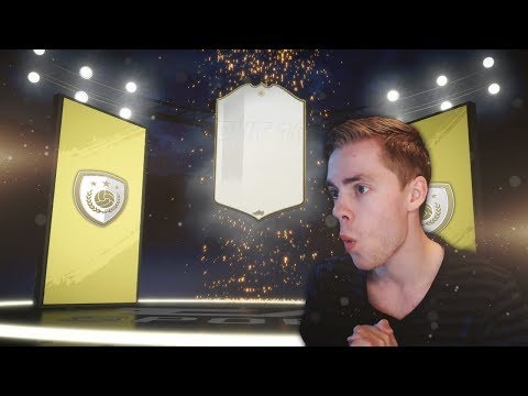 MIN FØRSTE ICON PÅ FIFA 19! 💥 DIVISION RIVALS REWARDS