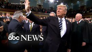What to expect from President Trump's State of the Union address