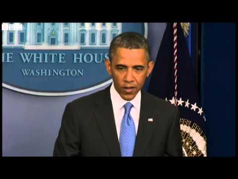 BBC News  Barack Obama says Guantanamo Bay prison must close