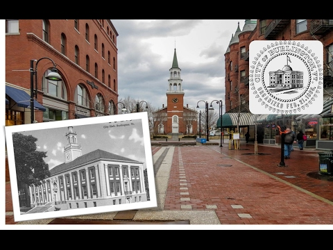 History of Burlington, Vermont / History of towns in United States