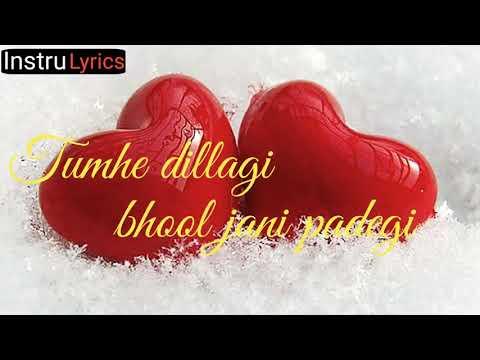 TUMHE DILLAGI – Rahat Fateh Ali Khan | Instrumental Ringtone Whatsapp Status Video