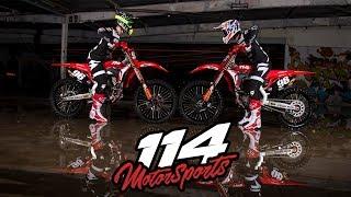 Honda 114 Motorsports 2018