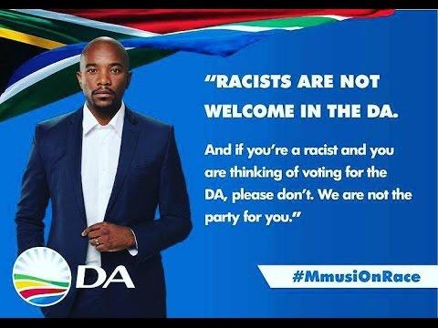 The Race Speech - Mmusi Maimane