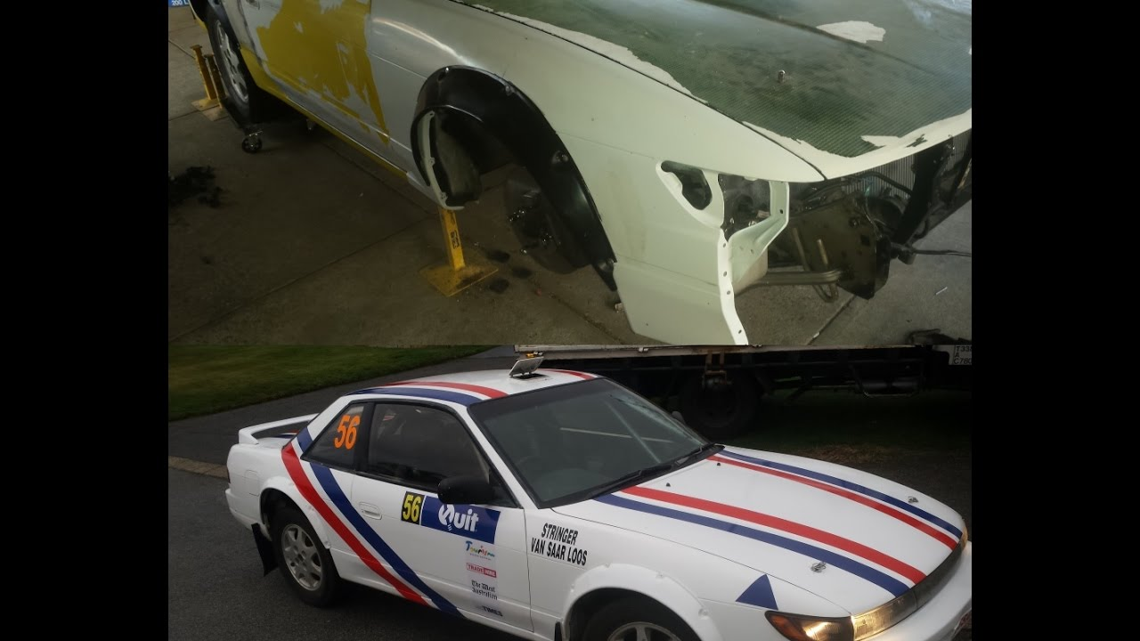 How to build a rally car - (how to become a rally driver) part 7 ...
