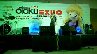 OER 2015 Day 1: Contestant #1 (Anime Karaoke Contest)