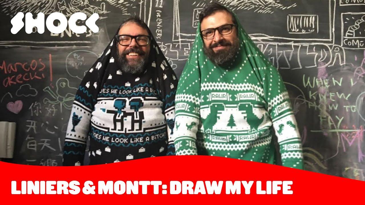 Liniers y Montt - Draw My Life Shock