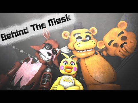 [SFM FNAF] Behind The Mask