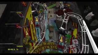 Dream Pinball 3d Wii Gameplay HD