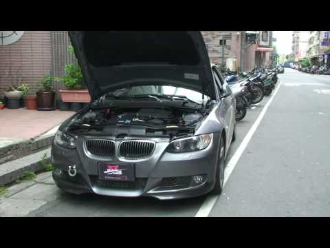 BMW N54 Blow Off Valve Sound BOV 135i 335i 535i