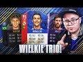 WIELKIE TRIO NISZCZY WSZYSTKO I WSZYSTKICH! | FIFA 18 DRAFT