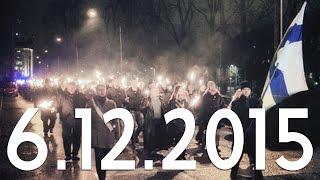 6.12.2015 Itsenäisyyspäivän soihtukulkue 612.FI