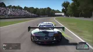 Audi R8 LMS Ultra - Project CARS - Test Drive Gameplay (PC HD) [1080p]