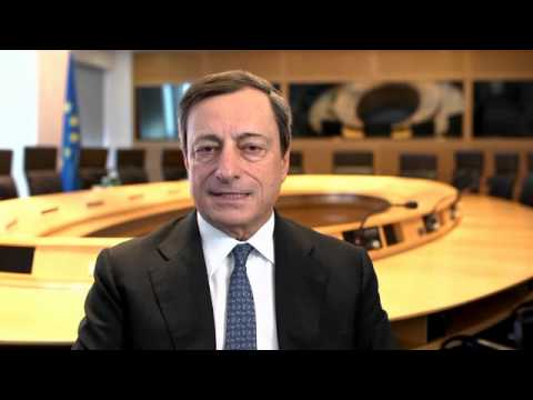 Video-messaggio di Mario Draghi