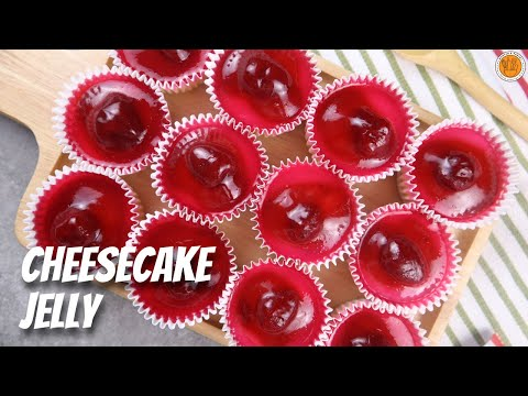 MINI STRAWBERRY CHEESECAKES | Mortar and Pastry