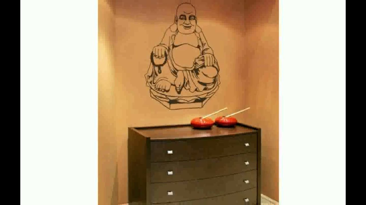 buddha wall decal youtube buddha wall decal