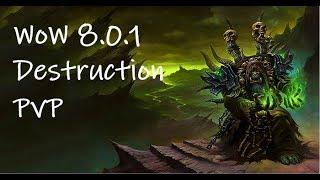BFA destruction warlock PvP [Darkarn 1]