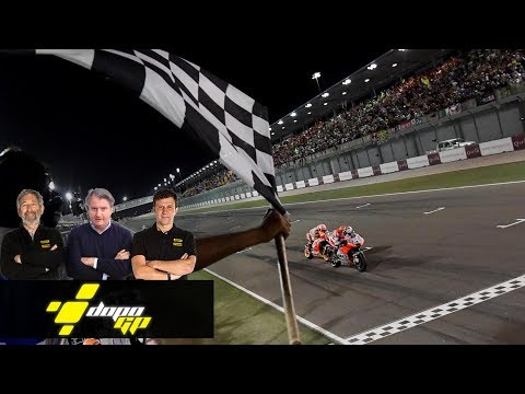DopoGP con Nico e Zam. GP del Qatar 2018