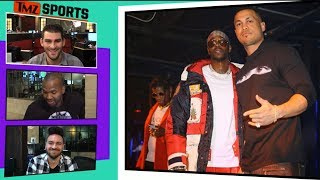 Giancarlo Stanton Rages in Miami with 2 Chainz Hours After Yankees Trade I TMZ Sports