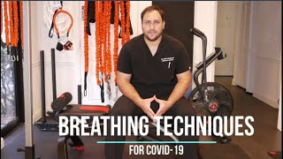 COVID-19 Breathing Techniques | Palm Harbor Chiropractor