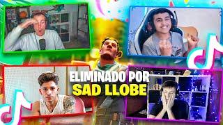 QUEDO TOP 1 EL TORNEO DE TIKTOKERS + SUS REACCIONES | Llobeti4