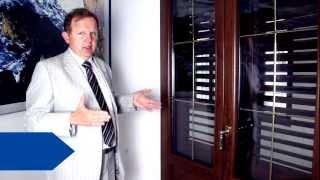 Вхідні двері VEKA, Канталь-Львів(Вхідні та офісні двері із пластикового профілю VEKA для магазинів, офісів, будинків., 2012-07-19T12:52:07.000Z)