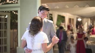 Samantha & Cole Wedding