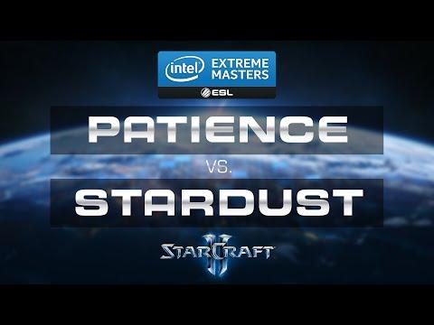 StarCraft 2 - Patience vs Stardust(PvP) - IEM 2015 Gamescom - Group D