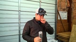 JUSTIN DRINKS ANYTHING 2 -- EXPIRED REDBULL