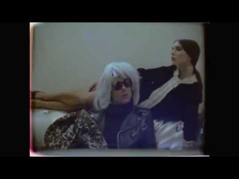 Andy Warhol by Mod Sun Music Video  Super 8mm Film by Naomi Christie