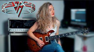 JUMP - Van Halen | Guitar Cover by Sophie Burrell