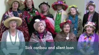 Video Raging Grannies Sing the CEAA Blues download MP3, 3GP, MP4, WEBM, AVI, FLV Maret 2018