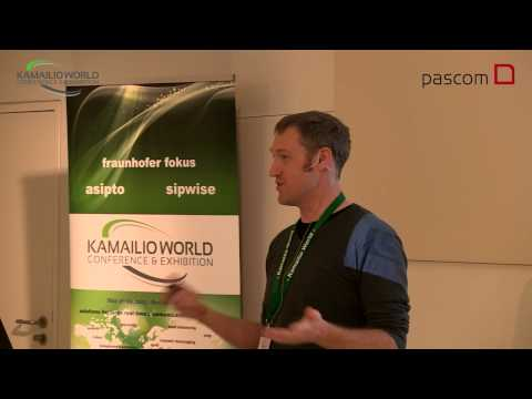 Kamailio World 2015 - Simon Tennant - The API is Dead, Long Live the Protocol