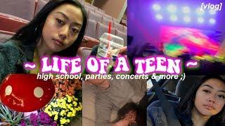 HIGH SCHOOL AS A SENIOR - vlog lol