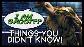 7 Things You Didn't Know (Yet!) about Guardians of the Galaxy!