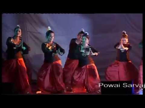 APSARA || Tanusree Shankar Dance Academy (TSDA) Students || PBWA || (2014)