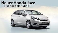 2020 Honda Jazz: erste Infos zum neuen Kleinwagen mit Hybridantrieb - Autophorie