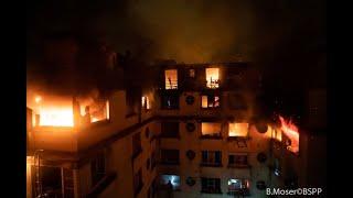 مقتل سبعة أشخاص في حريق بمبنى بالعاصمة الفرنسية باريس