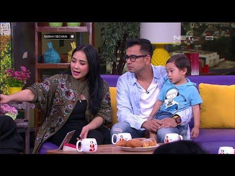 Raffi Ahmad dan Nagita Slavina Ngedongeng Ke Rafathar