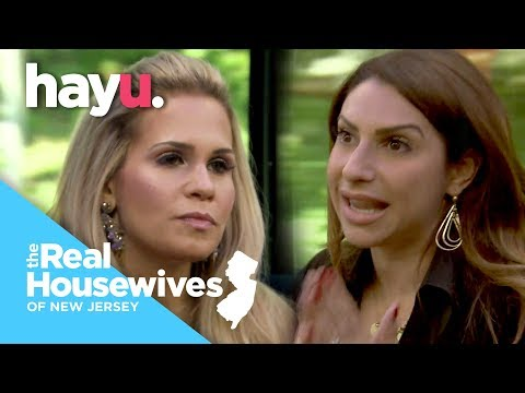 Jennifer Gives Jackie A Knife For Being A Backstabber! | Season 9 | Real Housewives Of New Jersey
