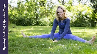 Opening to All of Life with Yoga, Heart Stabilization Series, Yoga with Melissa 389