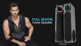 Full Moon Tower Speaker | Zebronics