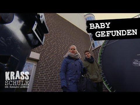 Krass Schule - Baby draußen ausgesetzt #004 - RTL II