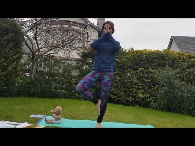 Kids Yoga with Mandy It's Spring! Week 3