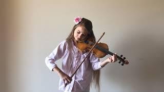 """Without Me"" Halsey - Karolina Protsenko - Violin Cover"