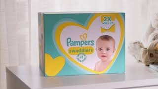Pampers Diapers - Discovery :30...